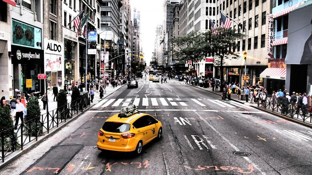 taxi o uber